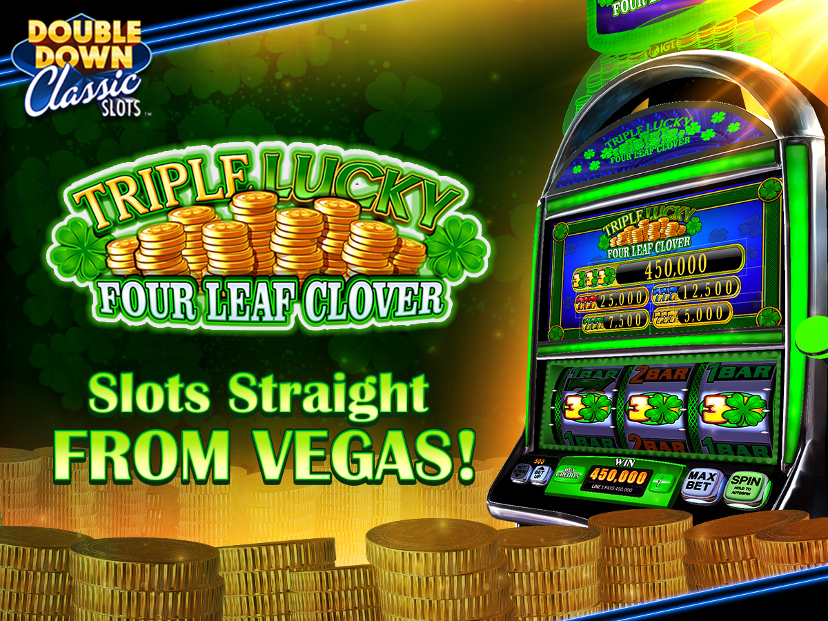 Double Down Classic Slots
